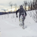 Finding Winter Wellness with Mindful Snowshoeing