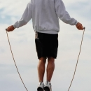 Jumping Rope to Run Faster