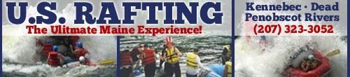 Join U.S. Rafting for an unforgettable day of Maine whitewater adventure!