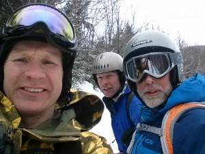 Stan, Tom, Rick