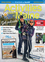 Activities Guide of Maine, Fall/Winter 2016