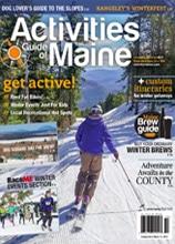 Activities Guide of Maine Winter 2015