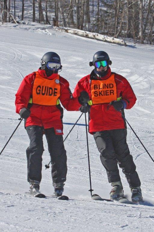 Blind Skier (Nevi, 2014)
