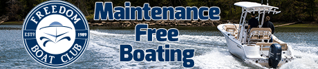 Freedom Boat Club - Maintenance Free Boating
