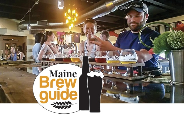 2015 Maine Brew Guide - Not your ordinary brews!