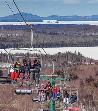 Visit the Moosehead Lake Region