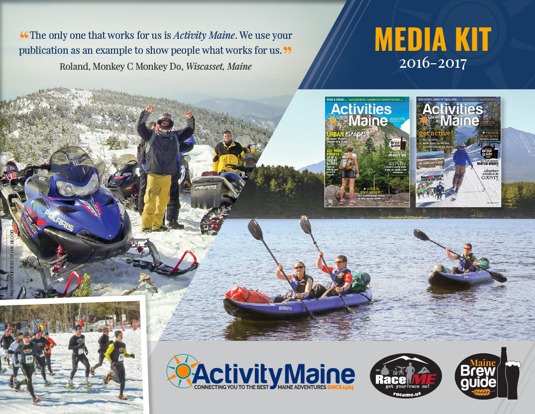 Activity Maine Media Kit