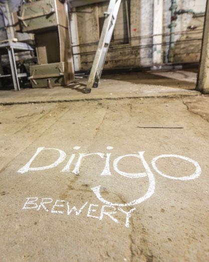 Dirigo Brewery, Biddeford ME