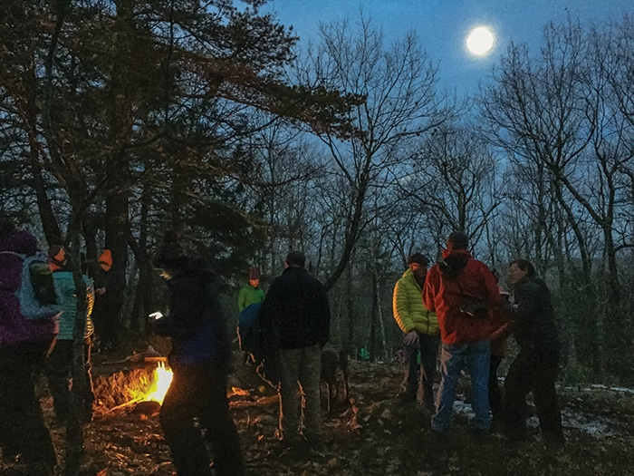 Considerations when selecting a campground