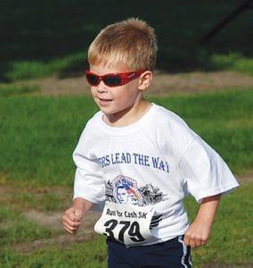 Run for Cash 5K, Gary Curtis