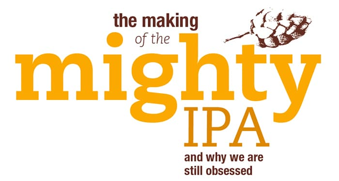 THe Making of the Mighty IPA, Richard Ruggerio