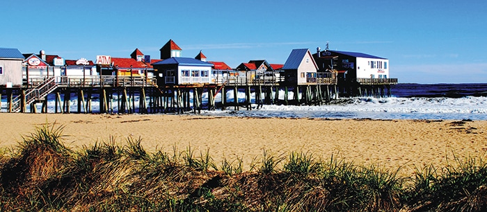 Visit Old Orchard Beach, Saco, and Scarborough for Summer Fun