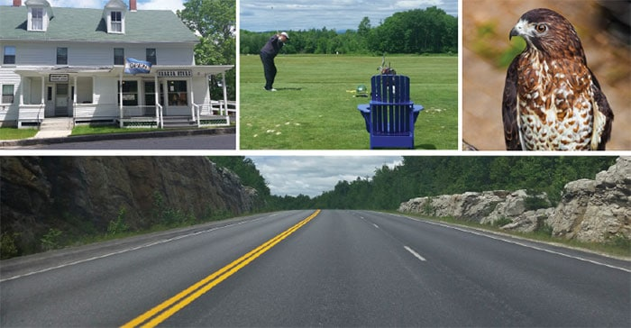 Route 26: The Road to Many Maine Adventures