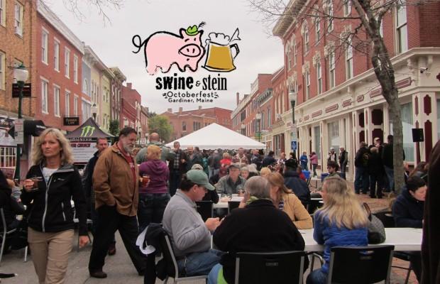 Swine Stein Oktoberfest Activities Guide Of Maine