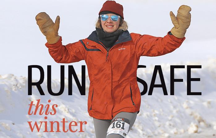 Run safe this winter