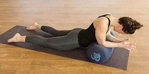 Yin Yoga Sphinx Pose