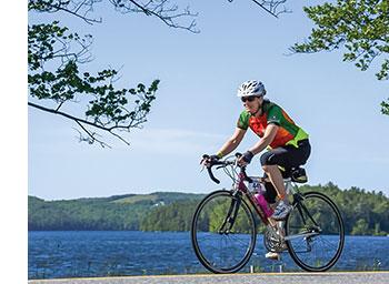 Trek Across Maine, Karsten Moran