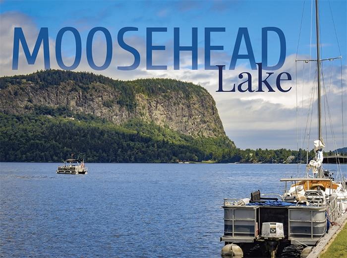 Mount Kineo from Moosehead Lake, photo: Carey Kish