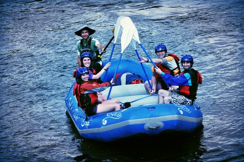 Wellness & Whitewater: Weekend Adventure - Activities Guide
