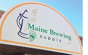 Maine Brewing Supply, Portland ME