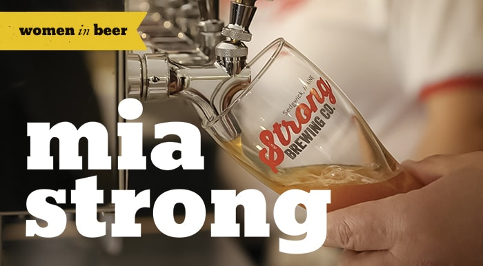 Strong Brewing Company, Sedgwick ME