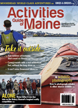 Activities Guide of Maine, Summer/Fall 2017