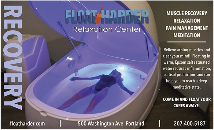 Float Harder Relaxation Center
