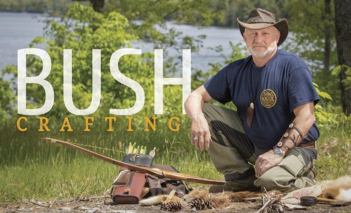 The art of Bushcraft, Alex Ribar