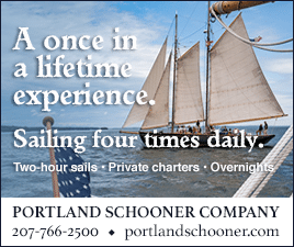 Portland Schooner Company - A Once in a Lifetime Experience.