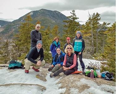Maine Outdoor Adventure Club