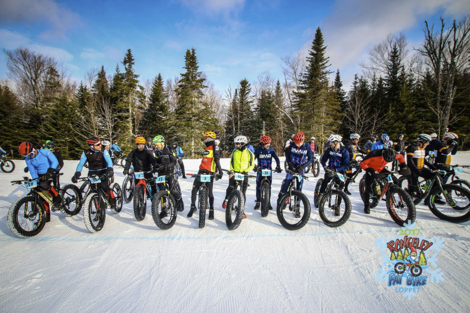 Rangeley Fat Bike Loppet