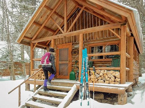 AMC's Little Lyford Lodge