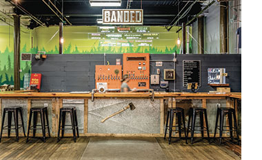 Banded Brewing, Biddeford Main