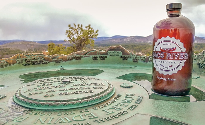 Hikes & Brews: Jockey Cap and Saco River Brewing, by Josh Christie