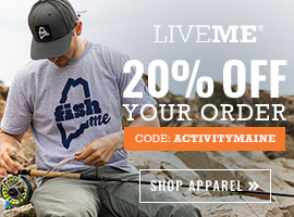 Get 20% off your order of LiveME apparel