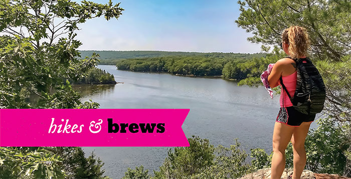 Hikes & Brews: Bluff Head Preserve and Strong Brewing Company