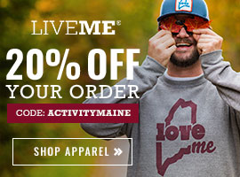 Take 20% off your order of LiveME apparel