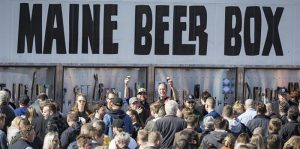 Maine Beer Box International Festival at Sugarloaf Mountain