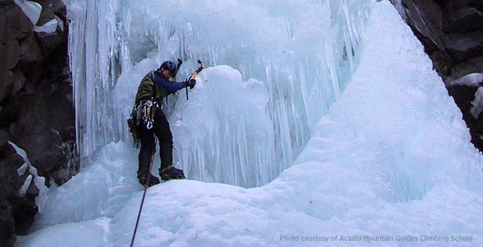 Acadia Mountain Guides Climbing School