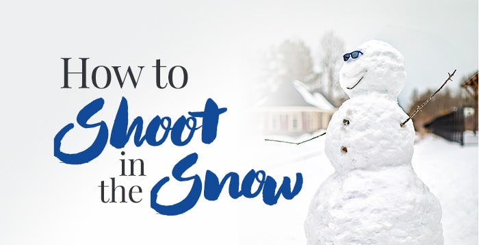 How to Shootin the Snow, by Mike Leonard