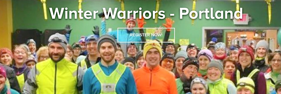 Winter Warriors Program, Fleet Feet Maine Running