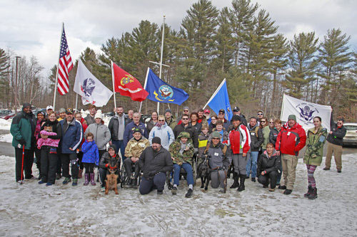 Veterans No Boundaries, Sunday River