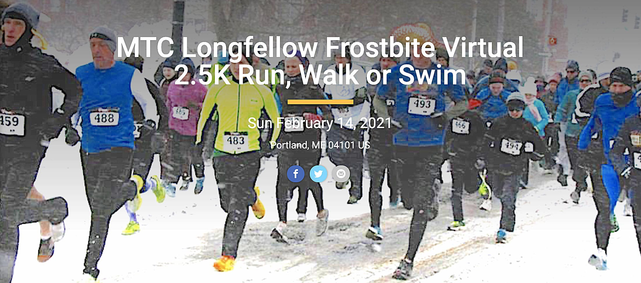 MTC Longfellow Frostbite 2.5K 2021
