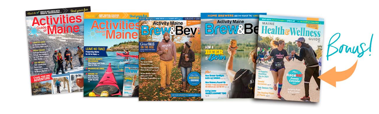 Get the Activity Maine Value Bundle